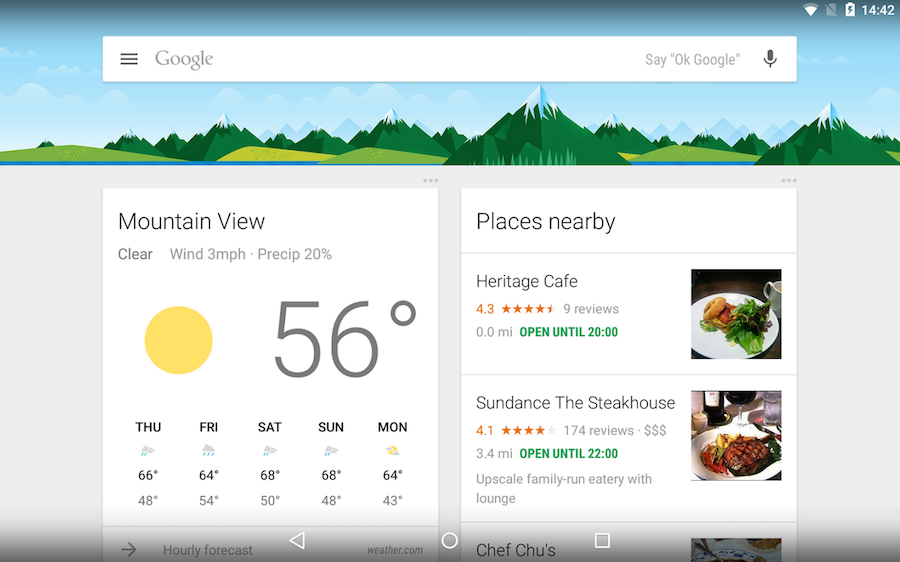 cautare google mobil