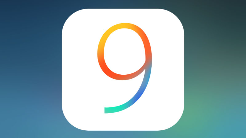 upgrade iOS 9