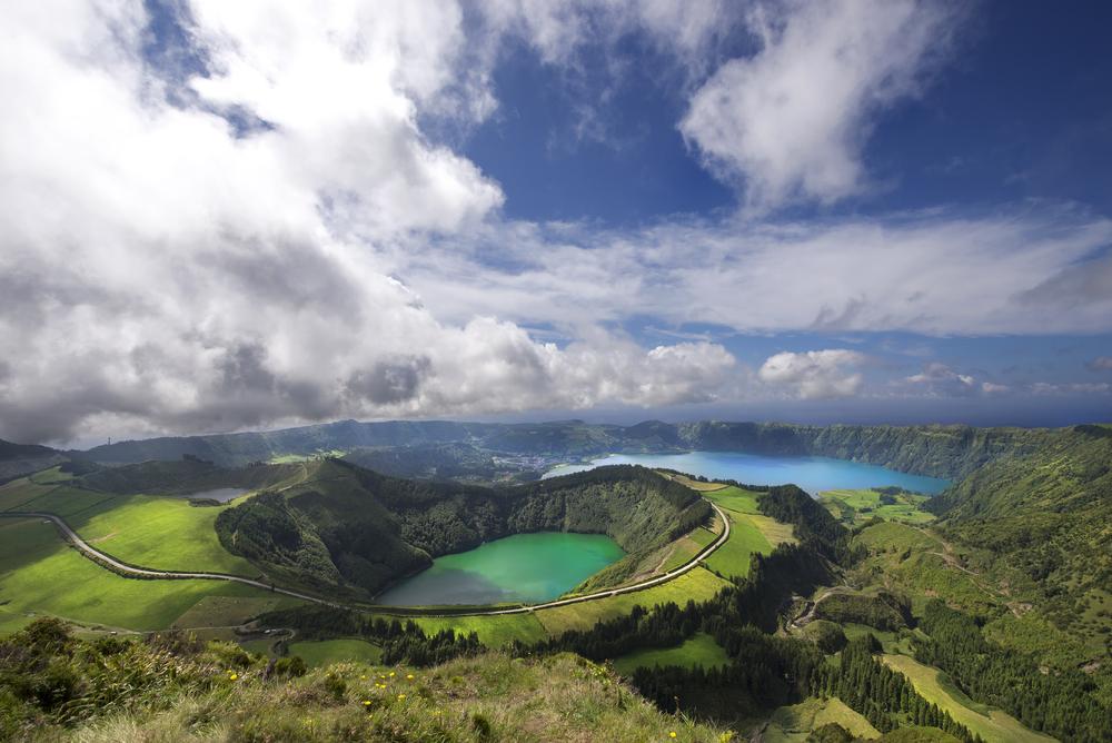 atractii turistice in Azores