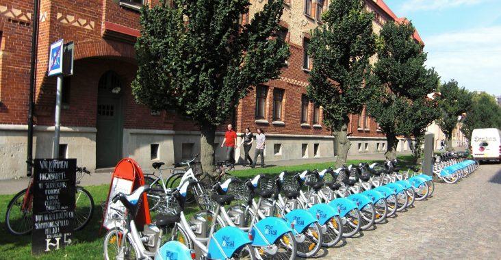 sisteme de bike-share